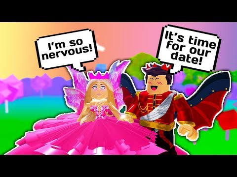 PRINCE J TAKES ME OUT ON A DATE // Roblox Royale High School // Roblox Roleplay // Roblox Date