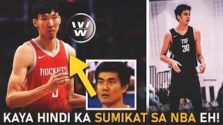 Bakit NABIGO sa NBA si Zhou Qi? | Sinabi niya ang Dahilan | Kai Sotto Kumpara kay Zhou Qi