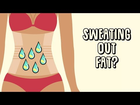 Sweating out Fat?