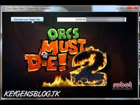 Orcs Must Die! 2 -- Steam KeyGen