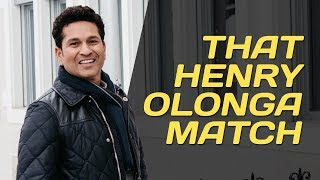 Sachin Tendulkar's go to song before his face-off with Henry Olonga   #SachInsight
