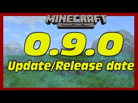 Minecraft Pocket Edition: 0.9.0 Info - Android Beta Test THIS MONDAY!