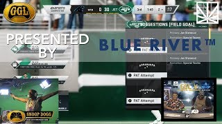 Snoop Dogg Plays Madden 20 with his Homies in the GGL V Championship [Part 6]