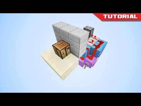 Quick And Easy: Hidden Crafting Tables