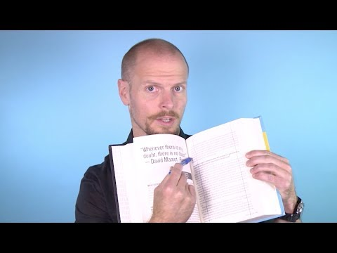 Tim Ferriss' Trick for Reading Two Times Faster