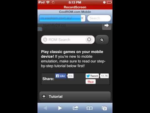 How To Get SNES Games On iOS No Jailbreak Needed
