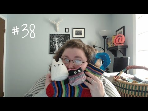 Show And Tell #38 - Cats, Owls, and Socks