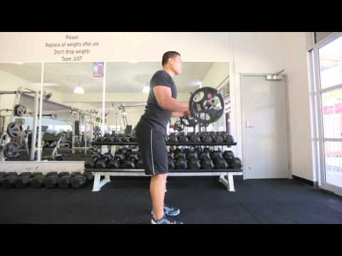 Barbell Bicep Curl