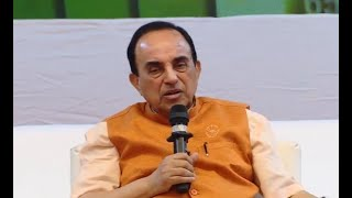 Fireside Chat with Dr  Subramanian Swamy