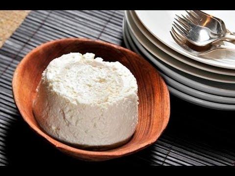 Queso fresco casero - Fresh Homemade Cheese