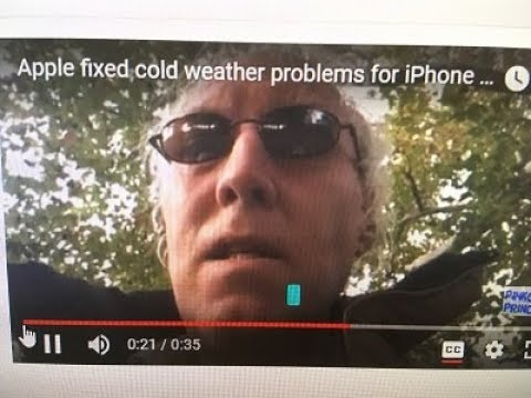 Apple fixed cold weather problems for iPhone X today IOS 11.1.2 && Where to get a Iphone X