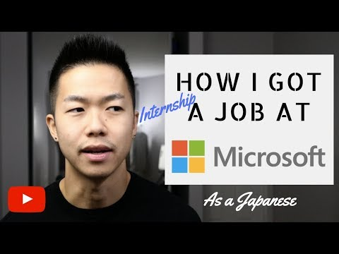 HOW I GOT A JOB AT MICROSOFT | INTERVIEW PROCESS AT WORLD'S BEST TECH COMPANY