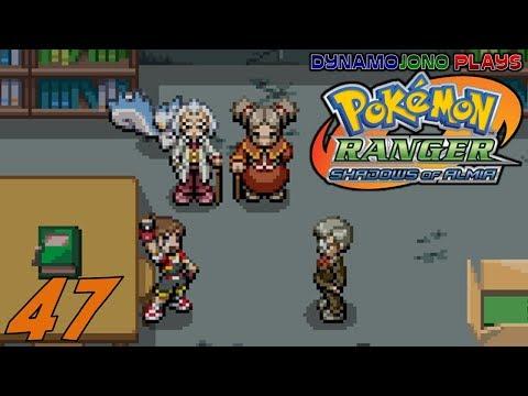 Pokémon Ranger: Shadows of Almia | Part 47 - The Pledge Stone Secret