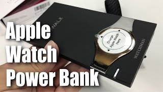 iWALK 10,000mAh Portable Battery Charger for Apple Watch and iPhone Review
