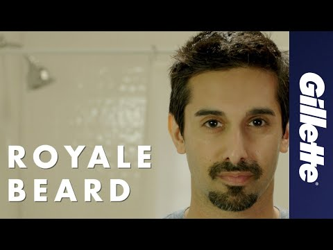 Beard Styles: How to Shave the Royale Beard | Gillette