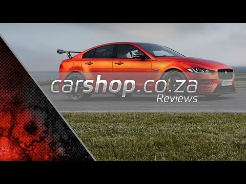 Introducing The Powerful Jaguar XE SV Project 8 | Carshop Drive #45