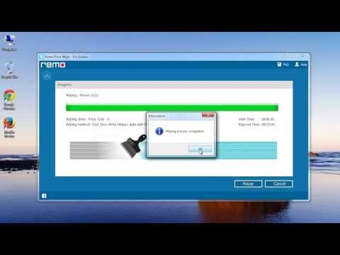 How to Permanently Erase Hard Drive, USB Drive - Secure Deletion