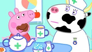 Peppa Pig English Episodes   Thanksgiving Special!    Peppa Pig Official