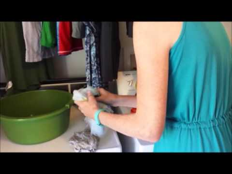 How to get stains out of baby and toddler clothes