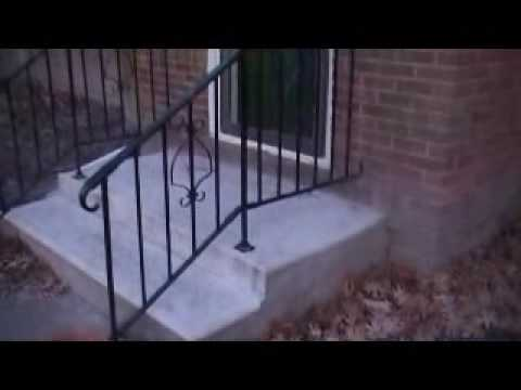1908 Ohio Front Stoop Repair (Doug Bell General Contract Services)