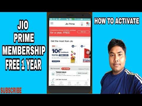 Jio Prime Membership free 1 Year.(Assamese) by Sushil das