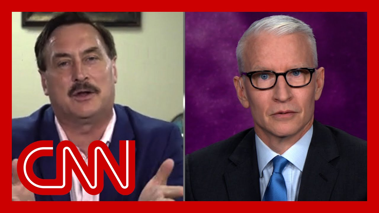 Anderson Cooper clashes with MyPillow creator over unproven therapeutic (Entire Interview Part 2)