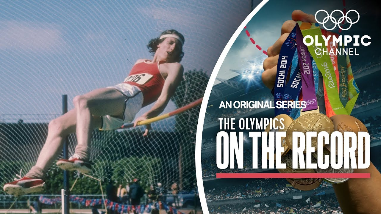 How One Man Changed the High Jump Forever | The Olympics on the Record