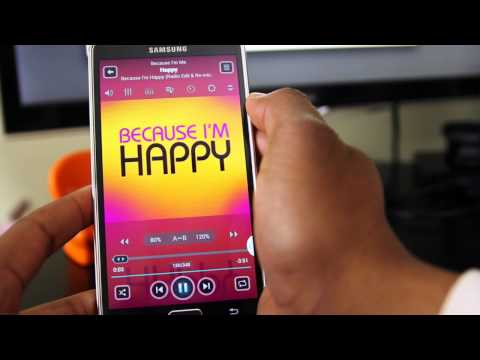 Best Android Music Player - JetAudio Music Player - Detailed Review on Samsung Galaxy Note 3