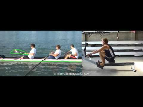 Crew: Rowing Lesson - Personalized Rowing Tips from CoachMyVideo.com