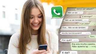 As Conversas mais Bizarras do WhatsApp #43