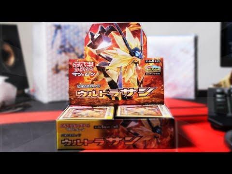 SINNOH LEGENDS ARE BACK!! - Pokemon Ultra Prism Booster Box Opening! (Ultra Sun)