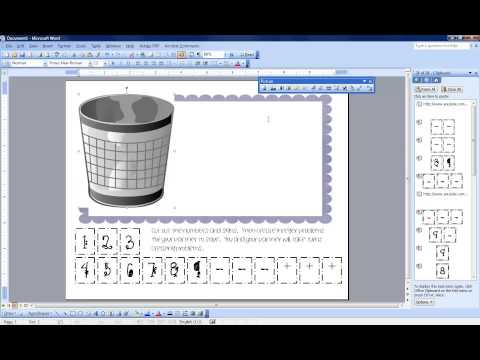 Tuesday Technology: Creating a Transparent Backgound on an Image in MS Word