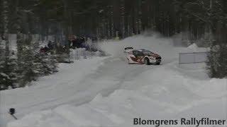 Rally Sweden 2018  SS11 SS14 Vargåsen