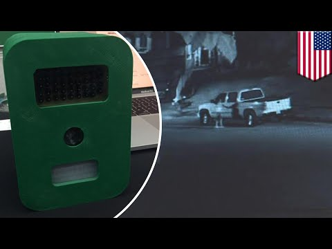 Flock sensor: new technology can track vehicle license plates in your neighborhood - TomoNews