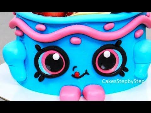 AMAZING Shopkins CAKES Compilation - Cake Decorating Ideas