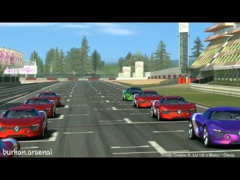 Renault DeZir Concept - Nurburgring - Real Racing 3 - Gameplay