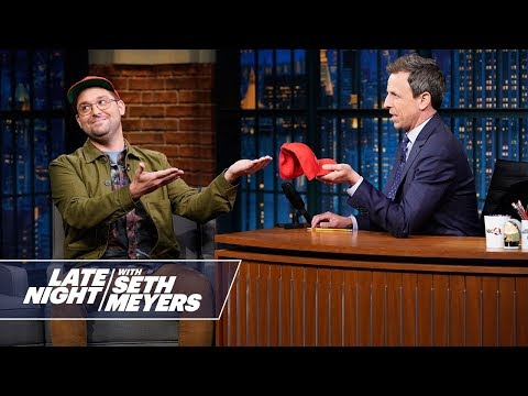 Late Night Writer Mike Karnell Wants to Take Red Hats Back