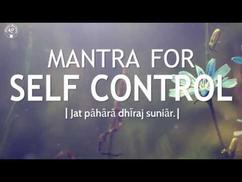 Mantra for Self Control - Jat Pahara | DAY39 of 40 DAY SADHANA
