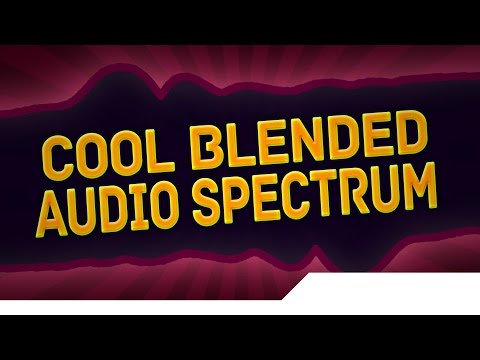 [TUTORIAL] After Effects: How to Create a Seamless Solid 2D Audio Spectrum/Waveform Bar Effect