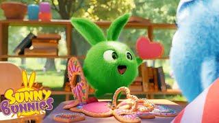 SUNNY BUNNIES - Baking with Love   Season 3   Cartoons for Children