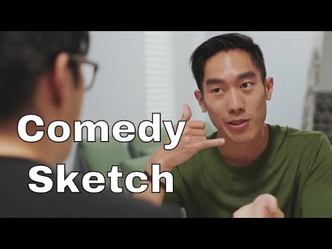 The Interview: Short Comedy Sketch