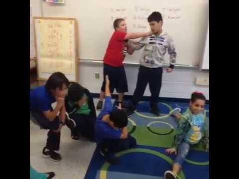 Mannequin Challenge- Mrs. Octaviano's 5th Grade Class