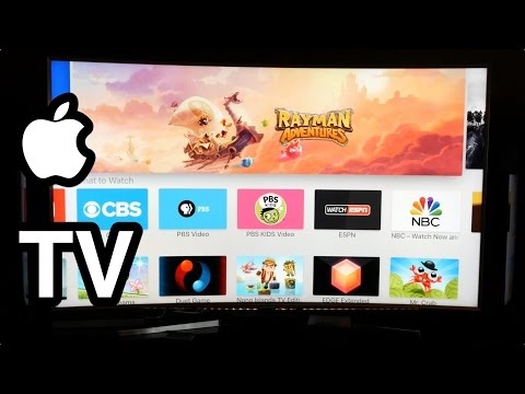 How to Set Up APPLE TV 4th Generation!