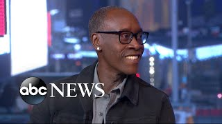 Don Cheadle from