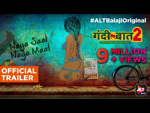 Xxx Mp4 Gandii Baat Season 2 Official Trailer Naya Saal Naya Maal Webseries ALTBalaji Original 3gp Sex