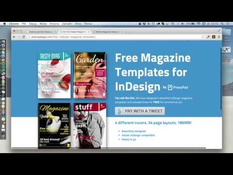 Create Stunning Magazine Covers with Google Docs (Digital Publishing Webinars)