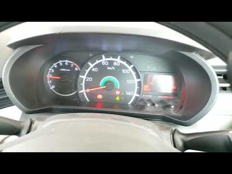 Daihatsu Move (How to Check Average on the Meter) in URDU