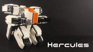 Lego Mech Suit - Heartbreaker - PakVim net HD Vdieos Portal