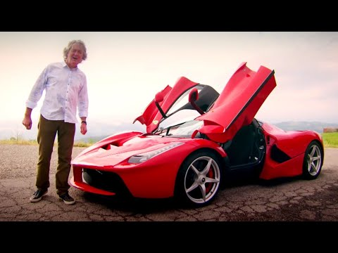 LaFerrari Review | Top Gear | Series 22 | BBC