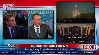 Conversations continue as government nears shutdown (FNN)